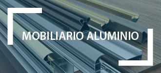Cristaleria valencina mobiliario aluminio